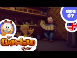 THE GARFIELD SHOW - EP07 - Agent X