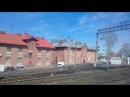 От финляндский вокзал до ржевка