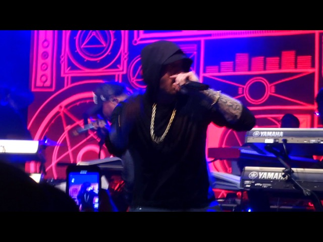 Eminem My Name Is The Real Slim Shady Without Me @ Citi Sound Vault NYC 1 26 18
