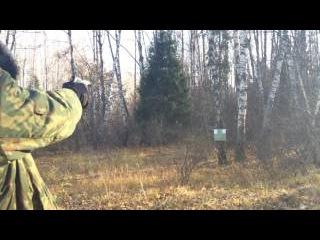 Переделка ПМ-СХ под боевой патрон
