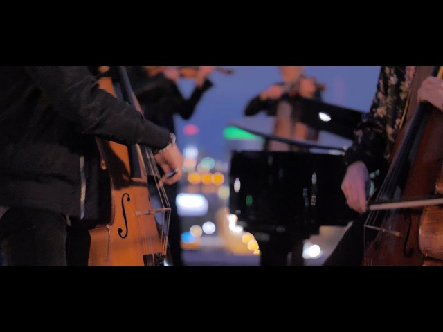 Levels/Avicii - SYMPHONIACS (violin, cello, piano and electronic version/cover)