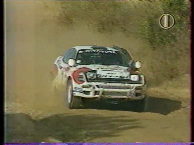 Ралли Сафари 1995 - Большие гонки (1995) 01-29
