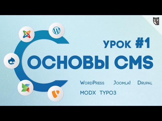 CMS для начинающих (joomla, wordpress, drupal, modx, typo3) - 1 Обзор