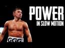 Gennady Golovkin's POWER in SLOW MOTION (HD)