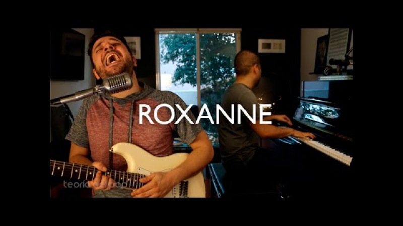 The Police - Roxanne (cover por Memo Palacios ft. David Humeda)