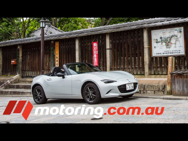 Searching for the millionth Mazda MX 5