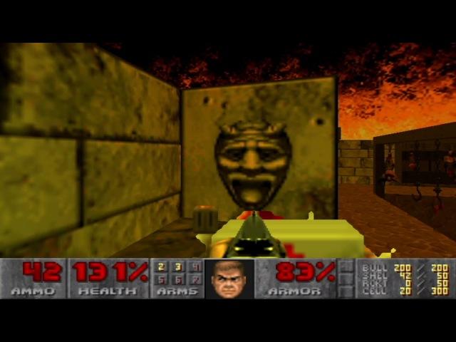 PSX Doom HOTD 1