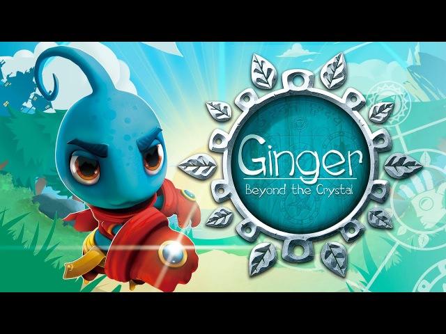 TRAILER Ginger: Beyond the Crystal NINTENDO SWITCH BadLand Publishing