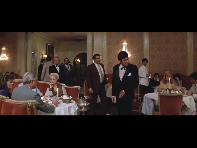 Scarface 1983 Al Pacino as Antonio Tony Raimundo Montana