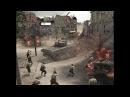 Прохождение Company of Heroes Ущелье Фалаис 40 Трюн Налет штурмовиков 16.