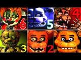 Five Nights at Freddy's 6 FNAF 1 2 3 4 5 All Jumpscares Simulator FNAF 2018