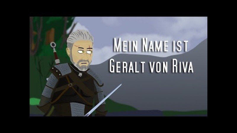 I Drink My Coffee Alone – Mein Name ist Geralt von Riva [OFFICIAL MUSIC VIDEO]