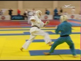 В Самаре прошел чемпионат ПФО по кудо 2017 года