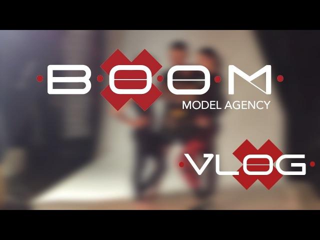 B O O M model vlog 15 выпуск Venum