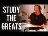 Vinnie Colaiuta Flam Lick STUDY THE GREATS