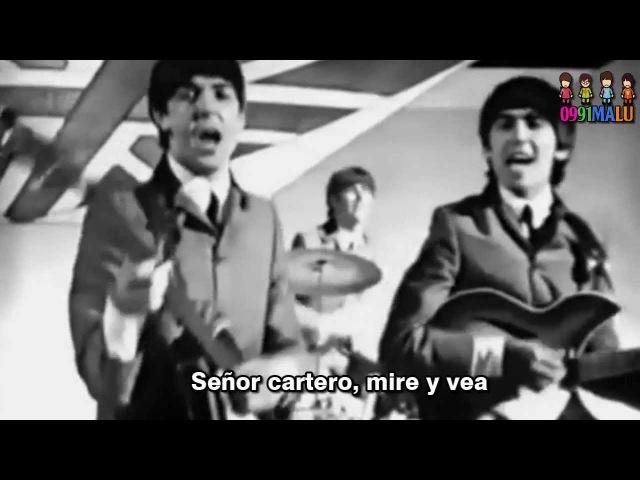 Please Mr. Postman-The Beatles(subtitulado)