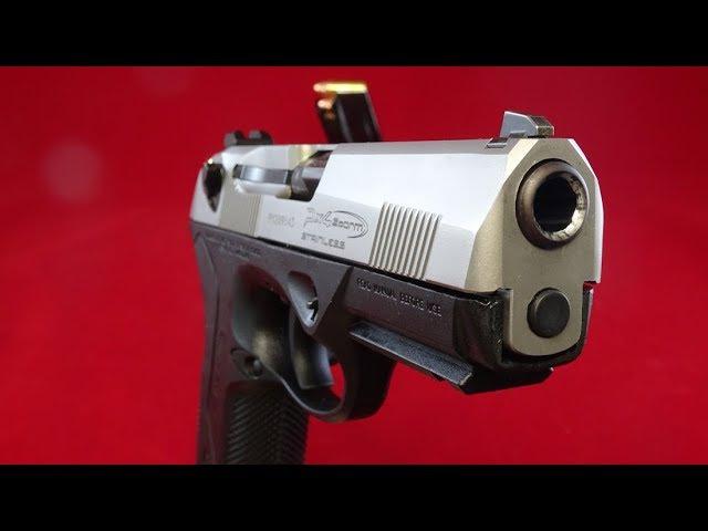 Beretta PX4 Storm Inox - идеальный пистолет для ношения