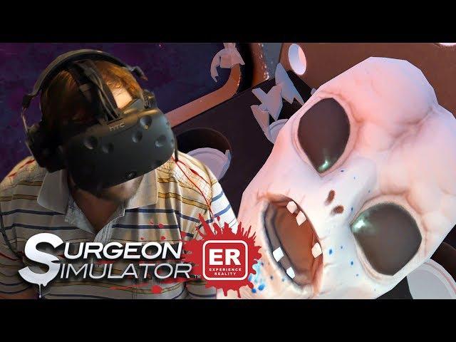 ПРОЩАЙ БОБКА ► Surgeon Simulator Experience Reality 9