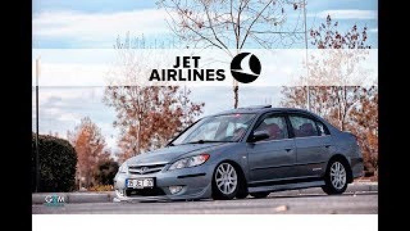 JET AİRLİNES - HONDA VTEC - MAK Production (GZM) - İzmir - HD