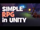 Making a Simple RPG - Unity 5 Tutorial