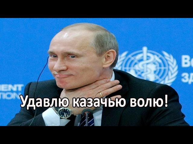 Власти России бросили наглый вызов казакам Санкт-Петербурга и Северо-Запада