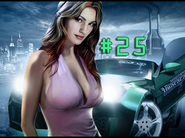 Need For Speed: Underground 2 - Walkthrough Part 25 (PC)