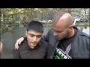 Два качка наказали барыгу из Азербайджана