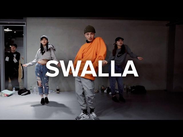 Swalla - Jason Derulo ft. Nicki Minaj Ty Dolla $ign / Junsun Yoo Choreography