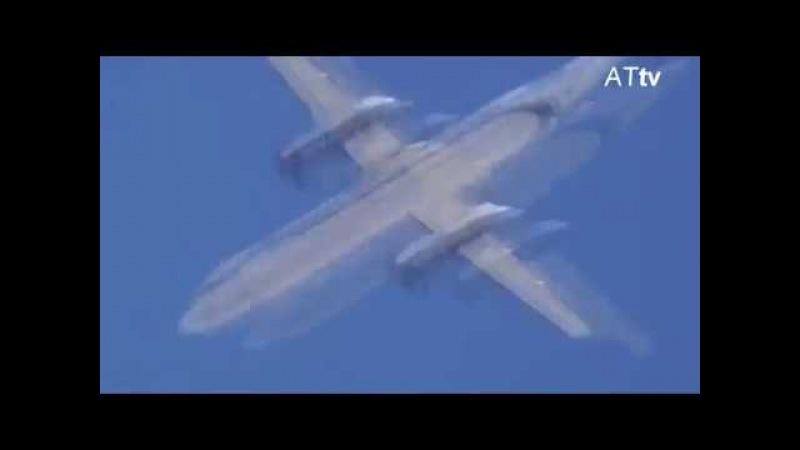 Самолёты вязнут в небе до неподвижности