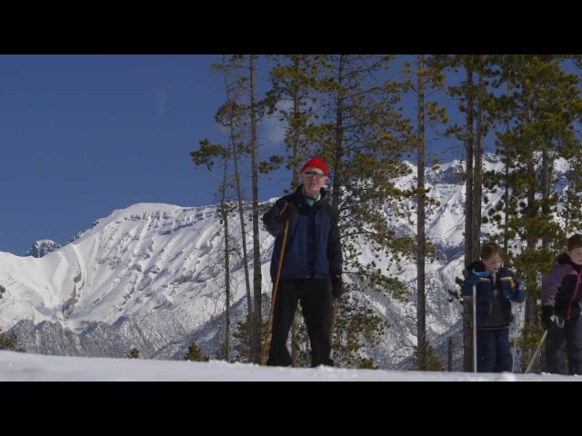 Cross Country Skiing at Canmore Nordic Centre - Travel Alberta, Canada