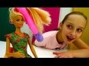 Игры одевалки - Барби собирается на свидание с Кеном