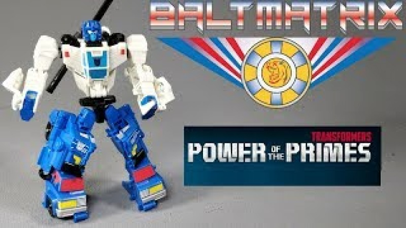 Transformers Power of the Primes Legends BattleTrap