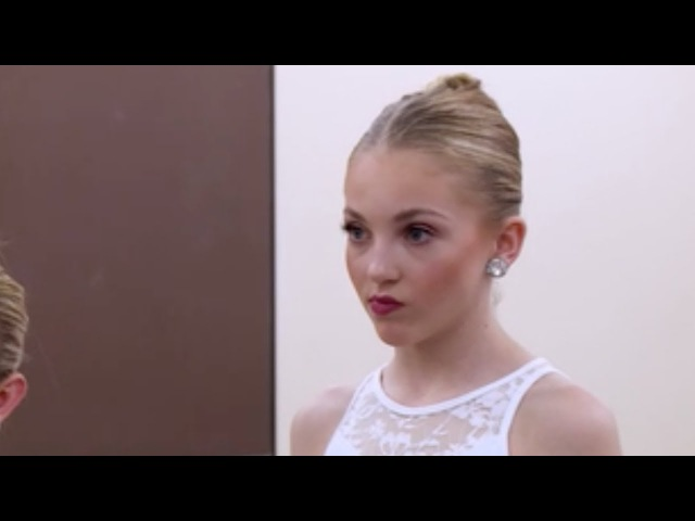 Dance Moms - Brynn Ashlee QUIT Dance Moms! (Season 7, Episode 25)