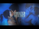 ● Jughead and Veronica Sweater Weather