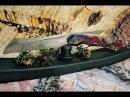 Заточка ножа КРОВАВЫЙ Ламинат VG-10 ZDP-189 VG-10