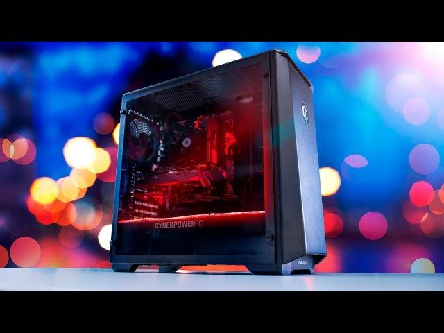 Тестируем сборку AMD Ryzen 1600x, Palit GTX 1060