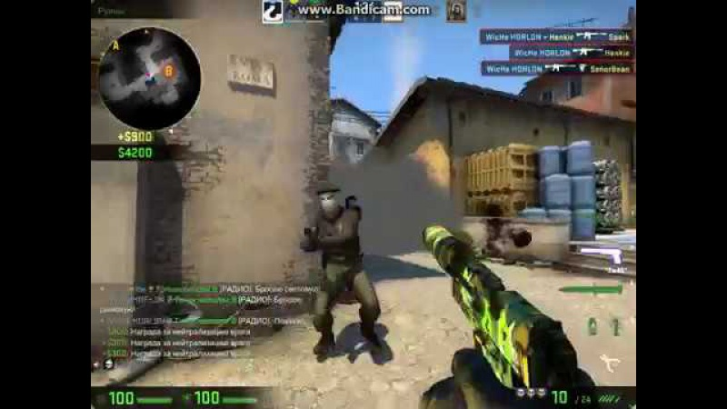 FAST ACE M4A1 S IN INFERNO