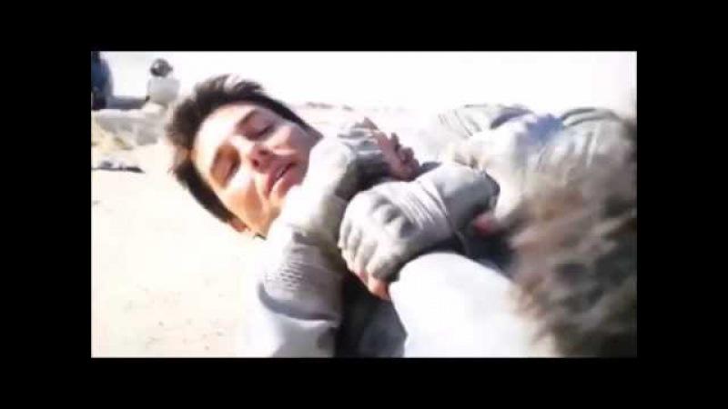 Oblivion Jiu Jitsu - Tom Cruise Traingle Choke