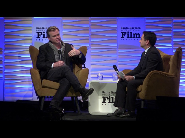 SBIFF 2018 Outstanding Directors Christopher Nolan Discussion Part II