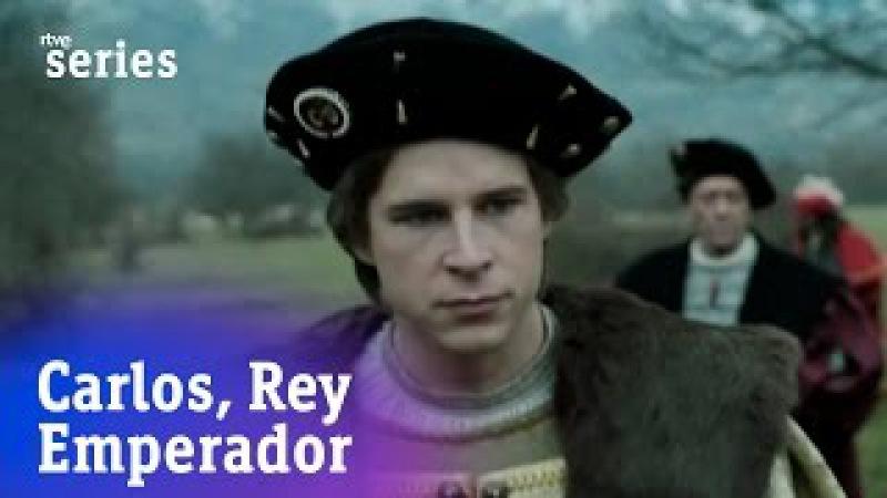 Carlos, Rey Emperador: 1x01 - El extranjero | RTVE Series