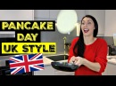 Pancake Day UK Style | British Traditions | British Food Culture