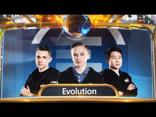 Hearthstone: Team Celestial vs Evolution - Gold Club World Championship