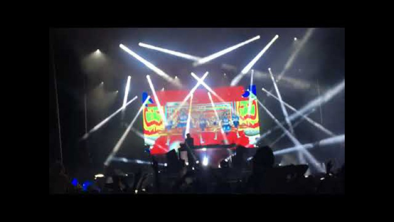 Dillon Francis live @ SOMOS Festival in Downtown ABQ