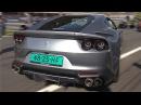 Ferrari 812 Superfast - Exhaust Sounds!