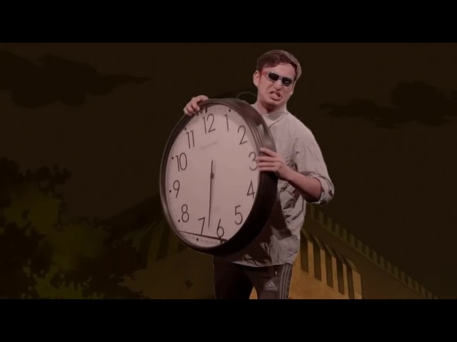 Filthy Frank uses 「 The World 」