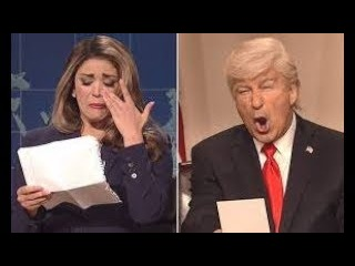 Playing Trump on SNL, Baldwin Takes On White House Turmoil