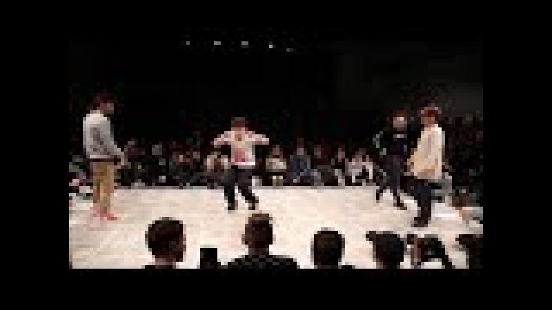 Pac-Pac Willy vs Issei Taisuke [2on2 Quarter-Final] ► LCB