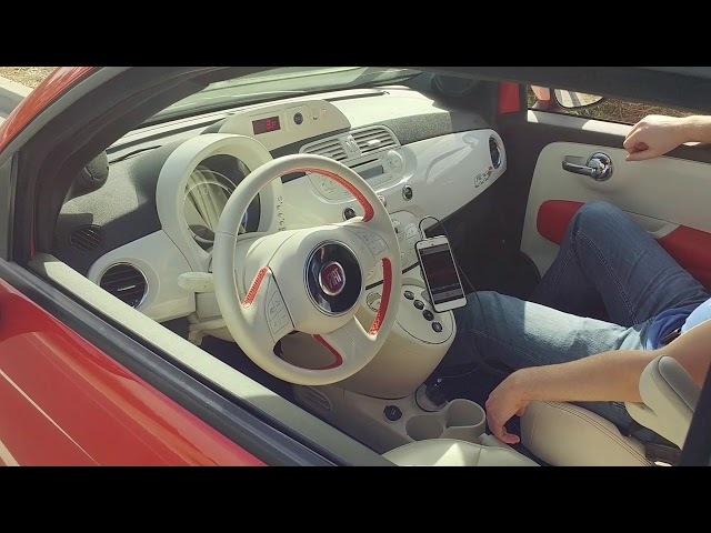 Fiat 500e - 15,800 watt sound system 154.46 dB SPL