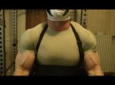 Insane bicep power heavy biceps curl 225 for reps