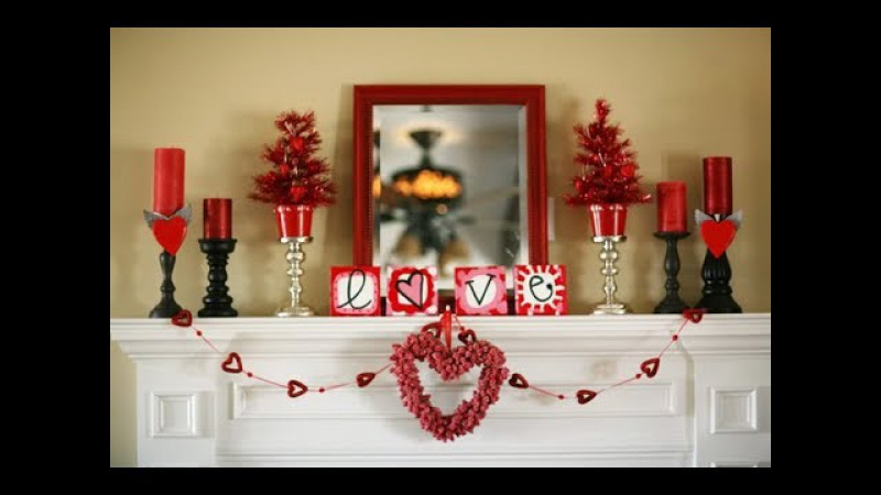 Amazing DIY Crafts✔10 DIY Projects for Valentines Day Decorating ideas for a Romantic Day